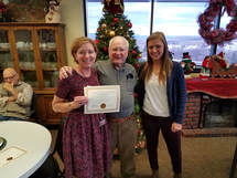 Douglas County Senior Foundation Grant Award